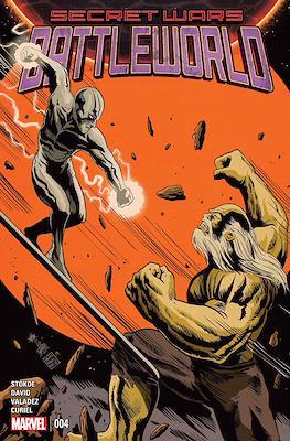 Secret Wars: Battleworld (Comic-book) #4
