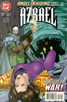Azrael: Agent of the Bat (1995-2003) (Grapa) #23
