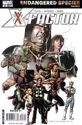 X-Factor Vol. 3 (Saddle-stitched) #23