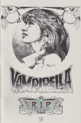 Vampirella Lives (Variant Cover) #1.2