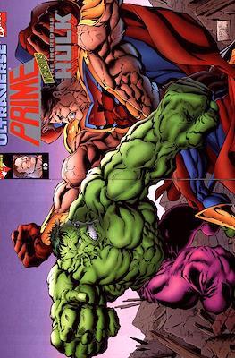 Prime vs. The Incredible Hulk #0 (Variant Cover)