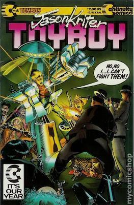 Toyboy (Comic Book) #6