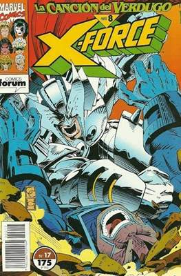X-Force Vol. 1 (1992-1995) (Grapa 24-32 pp) #17
