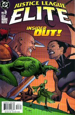 Justice League Elite (2004-2005) (Comic Book) #3