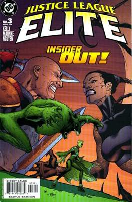 Justice League Elite (2004-2005) #3