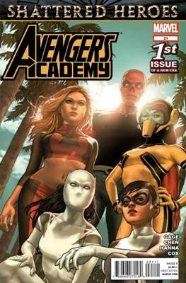 Avengers Academy (2010-2013) (Comic-Book) #21