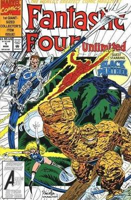 Fantastic Four unlimited #1