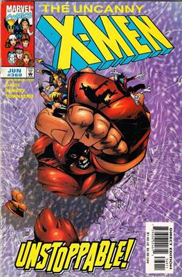 The Uncanny X-Men (1963-2011) (Comic-Book) #369