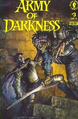 Army of Darkness (1992) #3