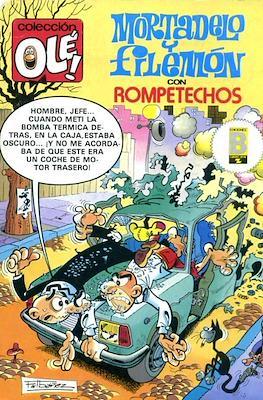 Colección Olé! 1ª etapa #206