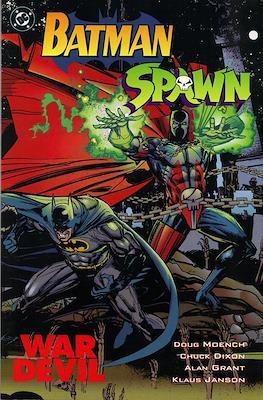 Batman / Spawn. War Devil