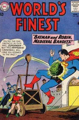 World's Finest Comics (1941-1986) #132