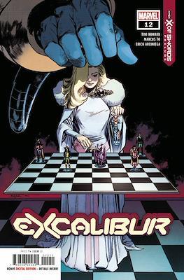 Excalibur Vol. 4 (2019-) (Comic Book) #12