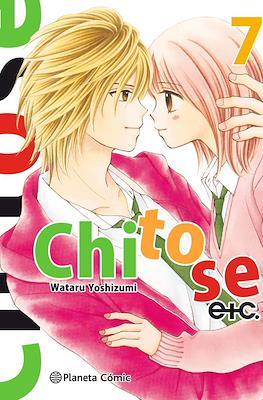 Chitose, etc (Rústica con sobrecubierta 200 pp) #7
