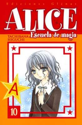 Alice. Escuela de magia (Rústica con sobrecubierta) #10