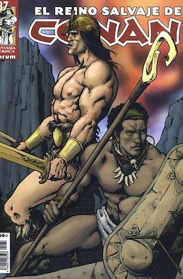 El Reino Salvaje de Conan (Grapa 48-80 pp) #37