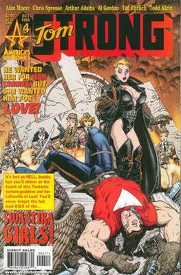 Tom Strong (Comic Book) #4