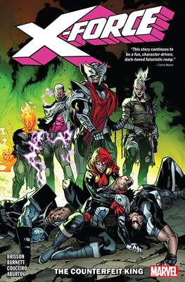 X-Force Vol. 5 (2018- ) (Softcover 120 pp) #2