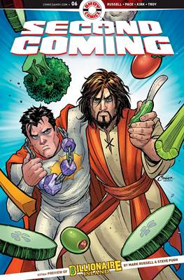 Second Coming (Comic Book) #6