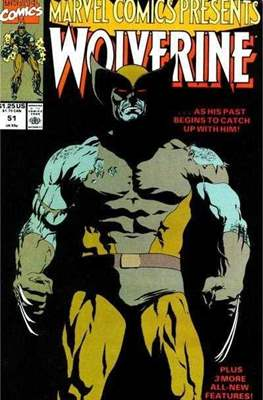 Marvel Comics Presents Vol. 1 (1988-1995) (Comic-Book) #51