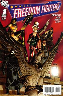 Freedom Fighters Vol. 2 (Comic Book) #1