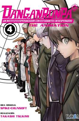 Danganronpa: The Animation (Rústica con sobrecubierta) #4