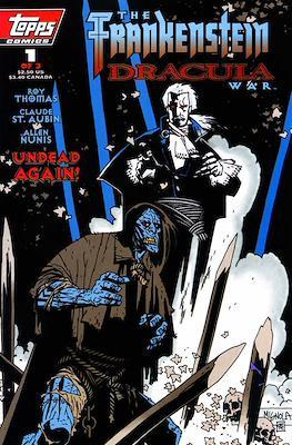 The Frankenstein Dracula War (Comic Book) #1