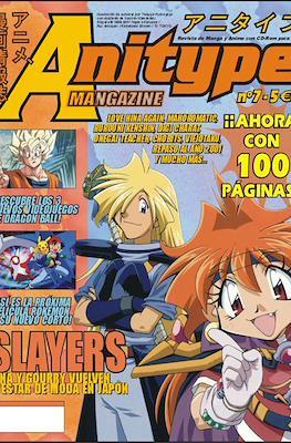 Anitype Mangazine (Revista grapa) #7