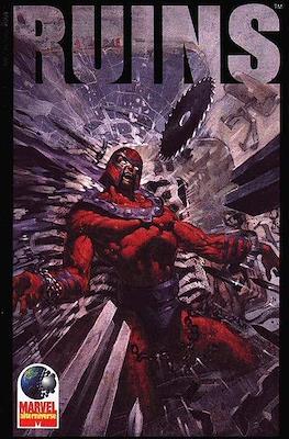 Ruins (1995) (Comic Book) #2
