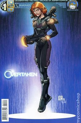 Overtaken (Variant Covers)