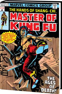 The Hands of Shang-Chi Master of Kung Fu (Variant Cover) #2