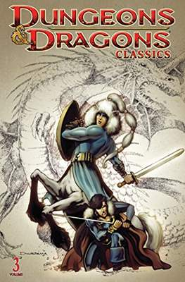Dungeons & Dragons Classics (Softcover 200-260 pp) #3