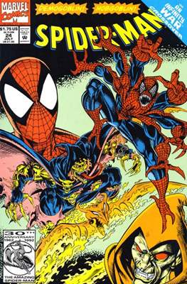 Spider-Man (Vol. 1 1990-2000) (Comic Book) #24