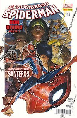 Spiderman Vol. 7 / Spiderman Superior / El Asombroso Spiderman (2006-) (Rústica) #116