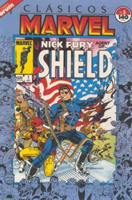 Clásicos Marvel (1988-1991) (Grapa.) #5