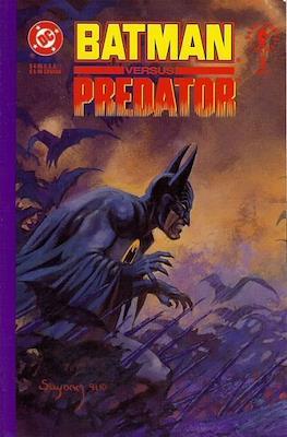 Batman versus Predator (Softcover 32 pp) #1