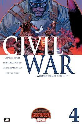 Civil War - Secret Wars (2015) (Comic-book) #4