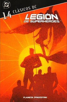 La Legión de Superhéroes. Clásicos DC (Rústica 192-224 pp) #14