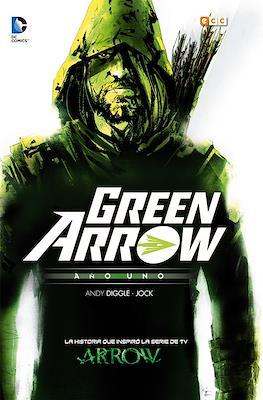 Green Arrow. Año Uno