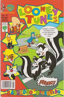 Looney Tunes (Grapa 32 pp) #8