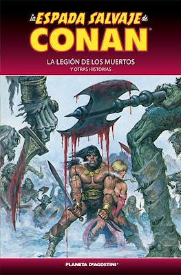 La Espada Salvaje de Conan (Cartoné 120 - 160 páginas.) #13