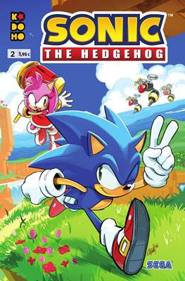 Sonic The Hedgehog (Grapa 24 pp) #2