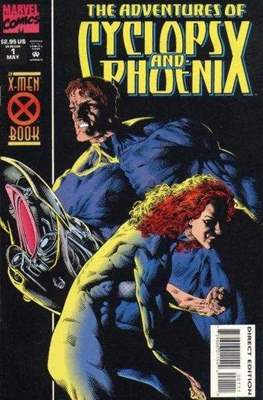 The Adventures of Cyclops and Phoenix (Grapa. (1994)) #1