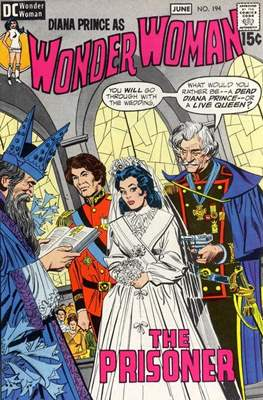 Wonder Woman Vol.1 (Comic Book) #194