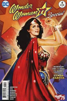 Wonder Woman'77 Special (2015-2016) (Comic Book) #4