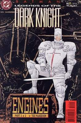Batman: Legends of the Dark Knight Vol. 1 (1989-2007) (Comic Book) #75