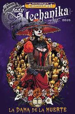 Lady Mechanika: La Dama de la Muerte - Halloween ComicFest 2018