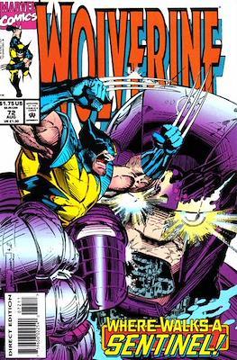 Wolverine (1988-2003) (Comic Book) #72