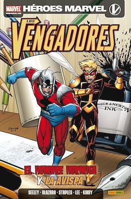 Los Vengadores. El Hombre Hormiga y La Avispa