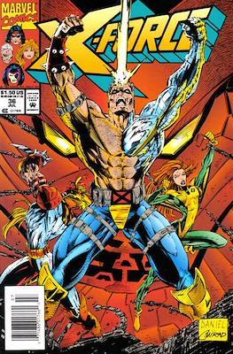 X-Force Vol. 1 (1991-2002) (Comic Book) #36